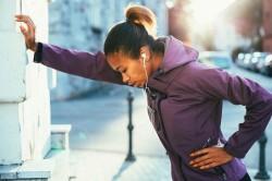 Физическое перенапряжение - один из триггеров бронхиальной астмы