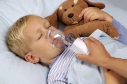 Ингаляция при кашлевой астме