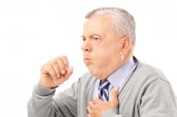 Сильный кашель - симптом аллергической астмы
