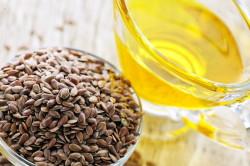 Льняное масло при астматическом бронхите