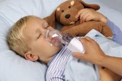 Ингаляции при ночных приступах астмы