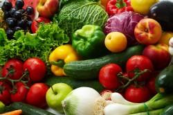 Овощи и фрукты для лечения астмы