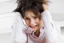 Стресс - причина обострения астмы