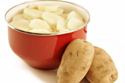 Лечение язвы двенадцатиперстной кишки картофельным отваром