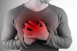 Боли в груди при гастрите