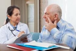 Консультация у врача при долихосигме
