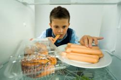 Переедание как фактор для воспаления аппендикса у детей