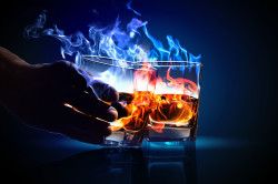 Алкоголь - причина дуоденита