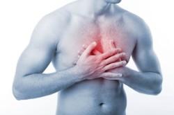 Боли в груди при заболеваниях пищевода