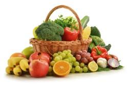 Польза фруктов и овощей при заболевании ЖКТ