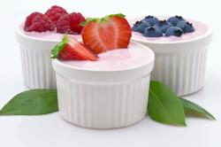 Натуральные йогурты для улучшения работы желудочно-кишечного тракта