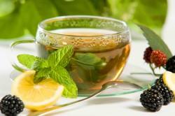 Лечебный чай при вздутии живота