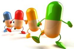 Прием пробиотиков при кандидозе