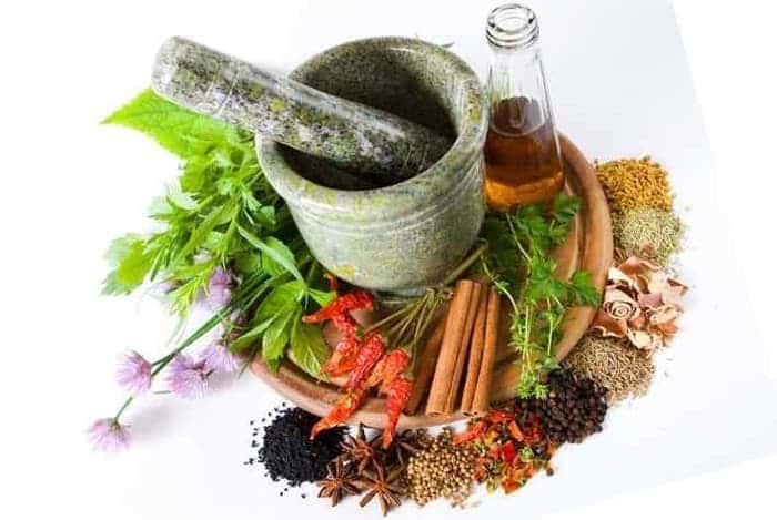 Эффективное лечение псориаза травами - какие травы можно пить