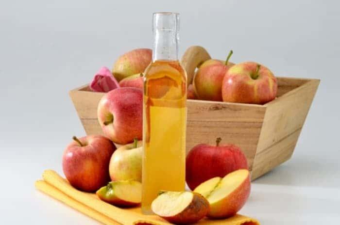 Яблочный уксус при псориазе - советы по лечению