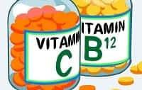 Витамин С и В12