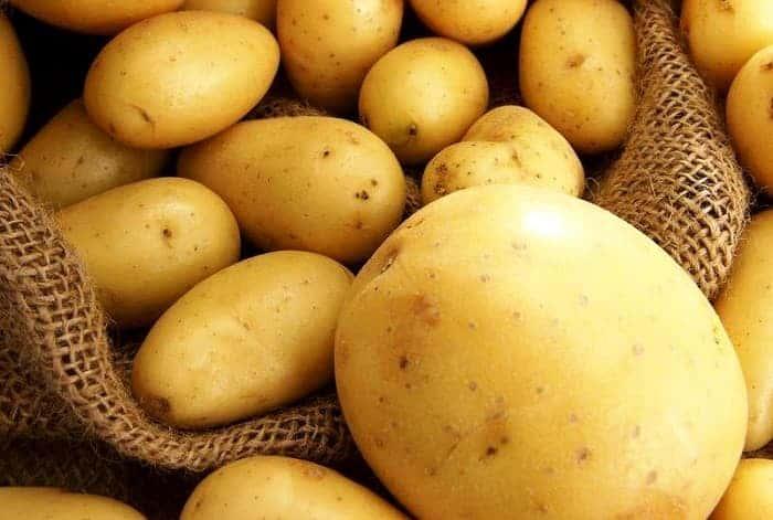 Лечение бородавок картофелем