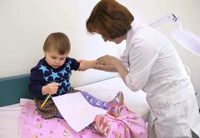 Впч у детей симптомы