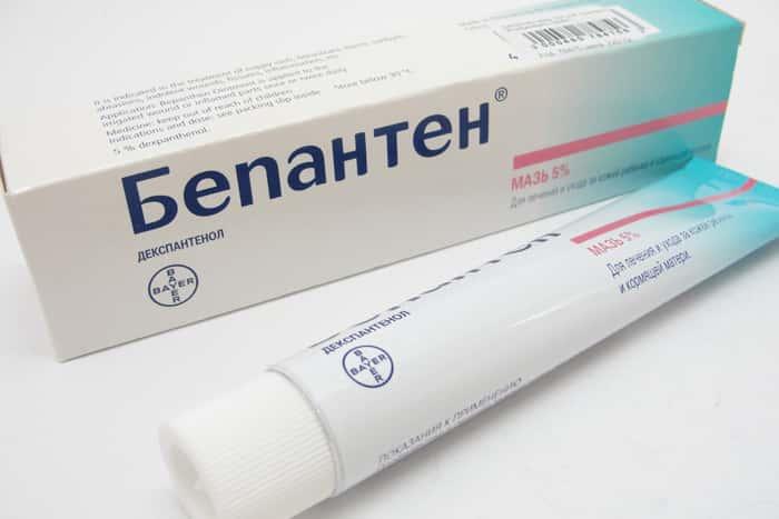 """Мазь """"Бепантен"""""""
