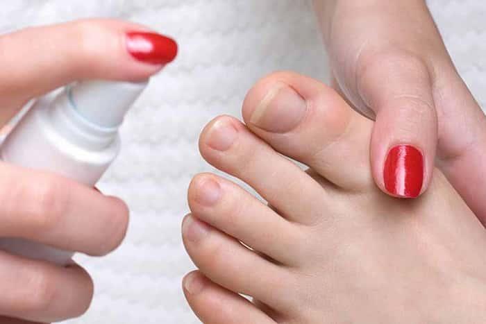 Межпальцевый грибок на ногах лечение мази