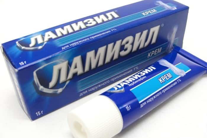 "Крем ""Ламизил"""
