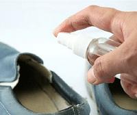 Обработка обуви от грибка