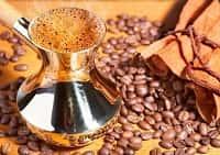 Настой крепкого кофе