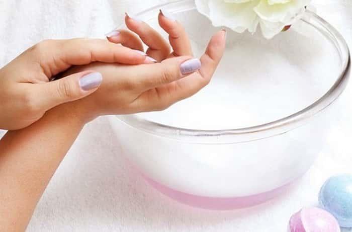 Уксусная эссенция и глицерин от грибка ногтей