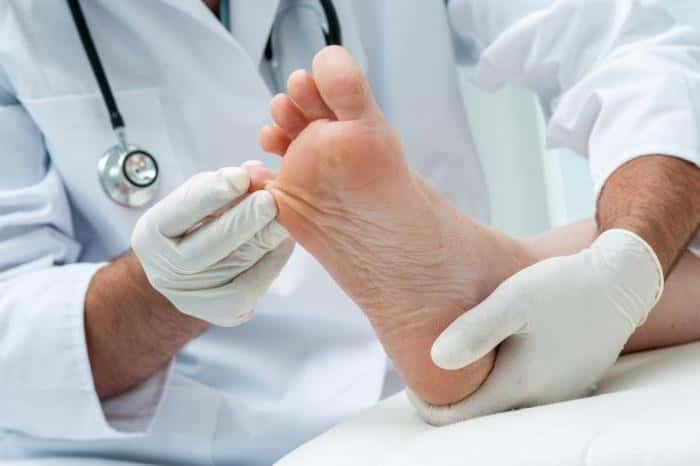 Виды грибка ногтей на ногах и лечение