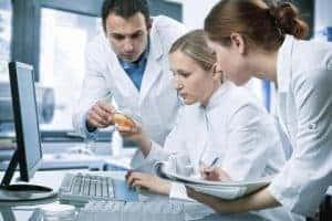 Лабораторные исследования кистей рук