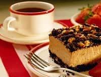 Кофе с тортом