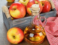 Яблочный уксус от грибка
