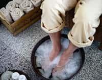 Ванночки от грибка для ног
