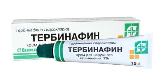 Тербинофин