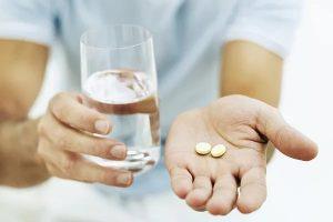 Лекартства, вода
