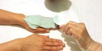 Химический пилинг рук