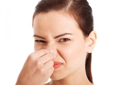 Покалывание в носу